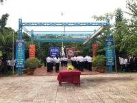 """Trường THCS Kim Đồng """" Hưởng ứng ngày thế giới """" tưởng niệm các nạn nhân tử vong vì tai nạn giao thông """""""