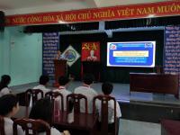 Trường THCS Kim Đồng tổ chức chuyên đề tư vấn bồi dưỡng học sinh lớp 9 thi vào các trường THPT Chuyên.