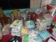 Hoạt động ủng hộ sách giáo khoa , vở, đồ dùng học tập cho học sinh trường Nguyễn Bá Ngọc Huyện Tây Giang